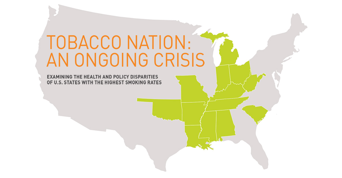 Tobacco Nation: An Ongoing Crisis