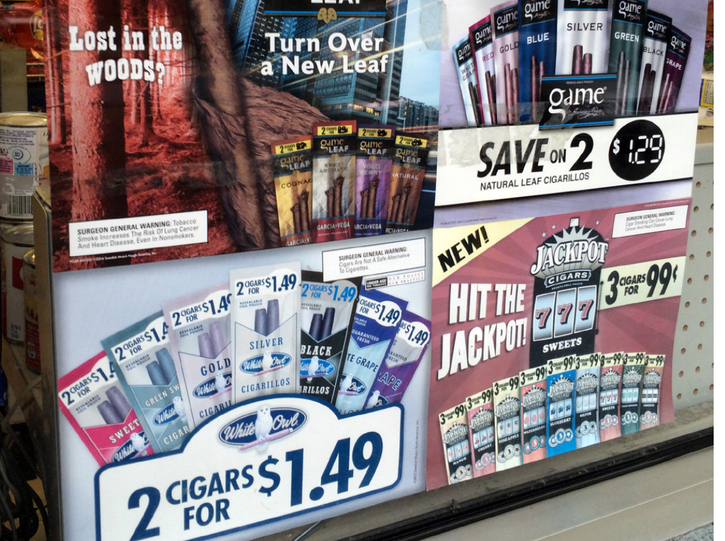 tobacco industry marketing american lung association