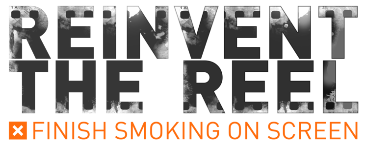 reinvent the reel finish smoking on screen