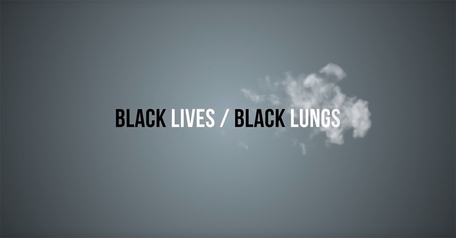 black lives black lungs