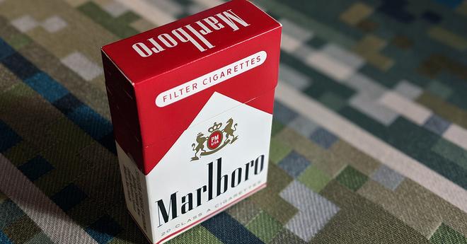 lone pack marlboro
