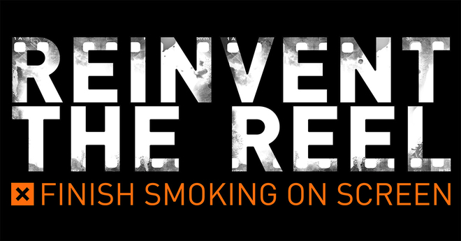 Reinvent the reel, finish smoking on screen