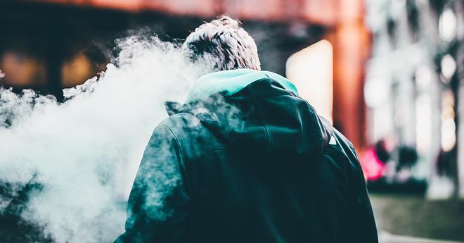 e-cigarette cloud