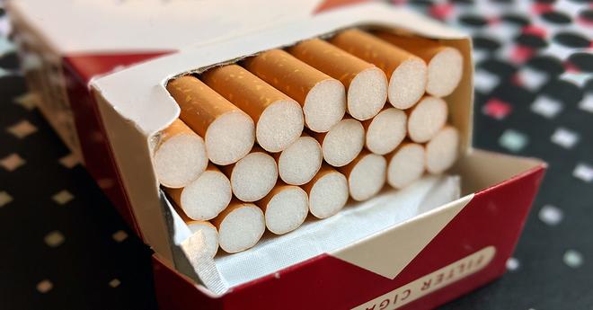 cigarette pack fda warning