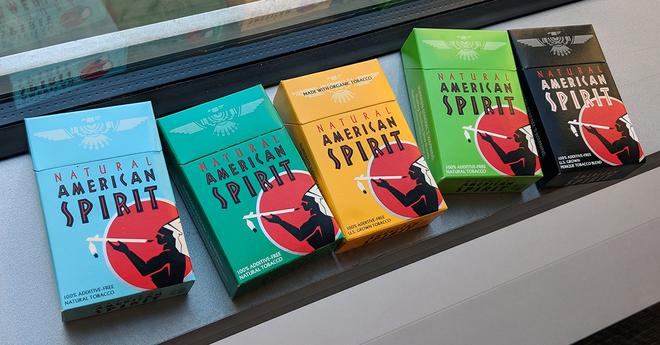 organic cigarettes natural american spirit