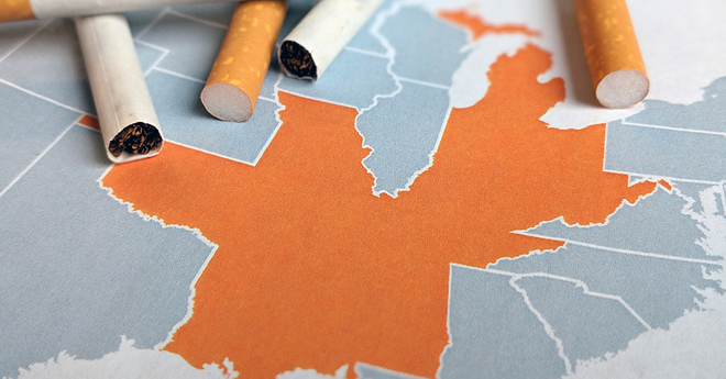unprotected states tobacco nation