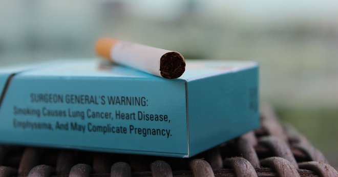 fda cigarette pack surgeon general's warning