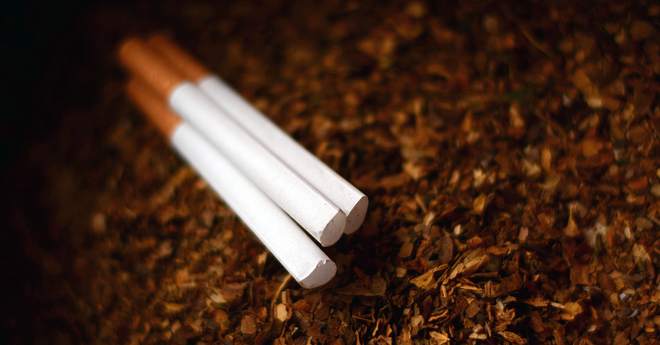 Who sells cigarettes? The tobacco-free status of major retailers