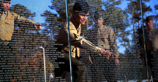 Hidden Heroes Vietnam Memorial