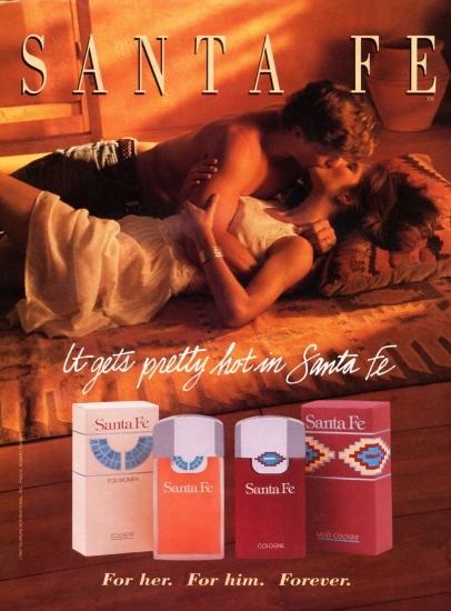 Santa Fe ad