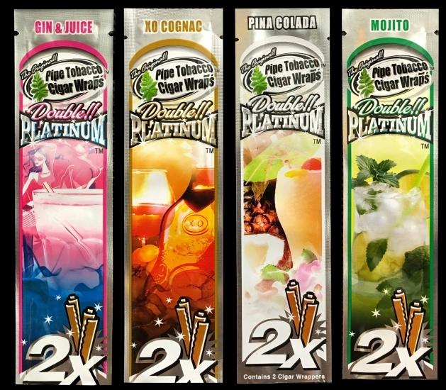 Double Platinum Flavors ad