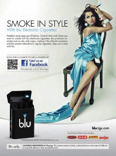 Blu ad