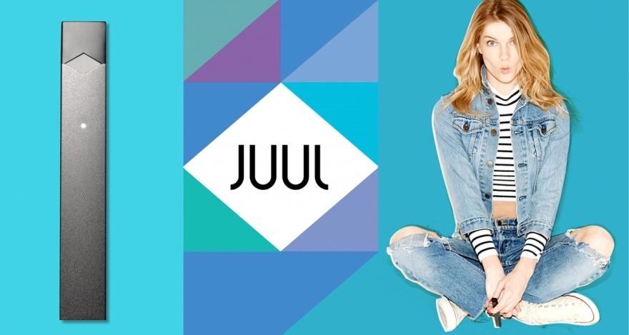 JUUL ad
