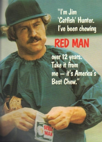 Red Man Chew Ad