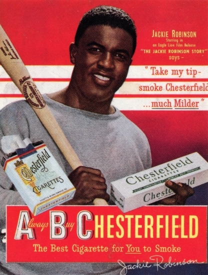 Robinson Chesterfield Ad